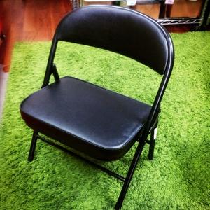 創価SGI仏壇用折畳椅子黒.jpg