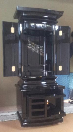 ブラックメタリック厨子型仏壇の修理.jpg